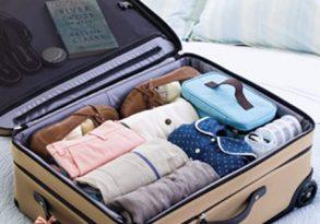 Cách sắp xếp vali đi du lịch thông minh nhất khó ai biết được