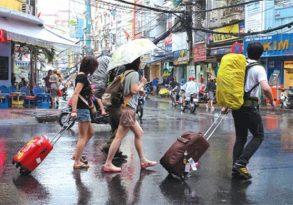 Top 5 mẫu vali kéo chống mưa tốt nhất năm 2018